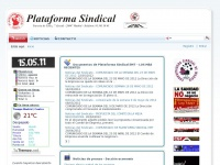 plataformasindical.org