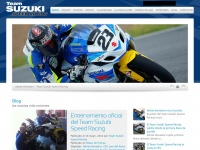 teamsuzukispeedracing.com