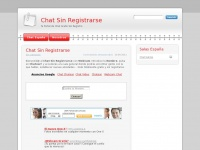 chatsinregistrarse.net