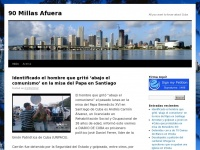 90millasafuera.wordpress.com - 90 Millas Afuera | All you want to know about Cuba