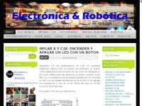 electronicayrobotica.wordpress.com Thumbnail