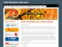 Club Bàsquet Sant Just