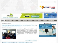 Pro Pyme Chile - Noticias Pymes