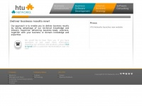 Htu.pe - HTU Networks | Cloud Applications for your business