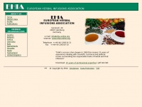 Ehia-online.org - EHIA - EUROPEAN HERBAL INFUSIONS ASSOCIATION: Home