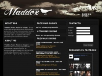 Maddox Music | Rock on Stage