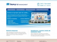 Triple-S Management - Insurance products and services