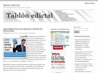 tablonedictal.es