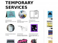 Temporaryservices.org - TEMPORARY SERVICES