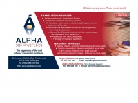 alphaservices.es