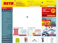 RETIF - Agencement Magasin & Equipement Commerce