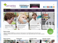 farmaciacervantesgranada.es Thumbnail