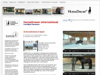 Horsedream.es - Horse Assisted Education. Personal and Professional Development.
