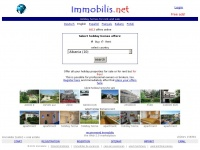 Immobilis.net - holiday homes for sale on IMMOBILIS