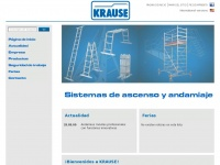 krause-systems.es Thumbnail