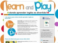 Learn and Play - Donde aprender inglés es divertido
