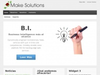 makesolutions.es