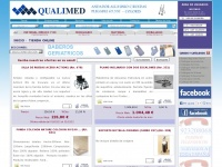 Qualimed.es - Default Parallels Plesk Panel Page
