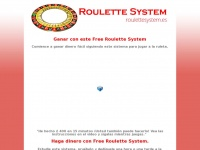 roulettesystem.es