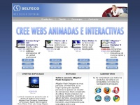 Selteco - Software de diseño web