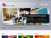 Cclscorp.com - Language School in Miami: English, Portuguese and Spanish Courses | Fluency in Languages