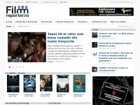 Site de cinema - Film Reporter