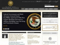 Justice.gov - U.S. Department of Justice