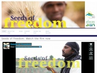 Seedsoffreedom.info - A landmark film from The Gaia Foundation and the African Biodiversity Network | Seeds of Freedom