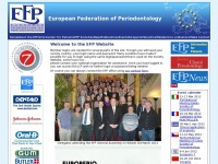 Efp.net - Welcome to the European Federation of Periodontology