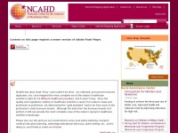 Ncahd.org - National Center for the Analysis of Healthcare Data: Customized Maps and Data