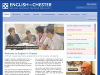 English-in-chester.co.uk - Home | English in Chester