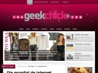 GeekChick - Fashion & Lifestyle - Geek Chick