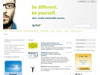 Qurius.be - Qurius home page