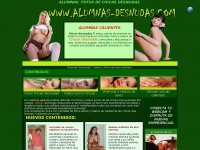 Welcome to ALUMNAS-DESNUDAS.COM