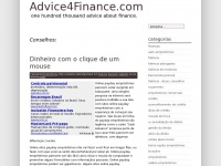 advice4finance.com