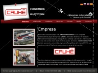 cauhe-industries.com