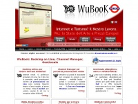 Wubook.net - WuBook: Online Booking Engine e Channel Manager, software prenotazioni hotel