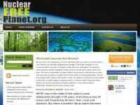 Nuclearfreeplanet.org - Nuclear Free Planet