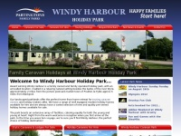 Windyharbour.net - Windy Harbour Caravan and Holiday Park Blackpool Lancashire UK for Family Caravan Holidays