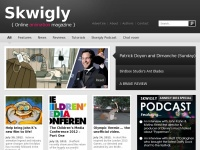 Skwigly.co.uk - Skwigly Animation Magazine | News, Reviews, Interviews, Podcasts, Events