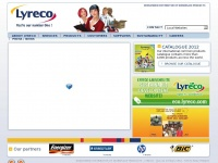 LYRECO - TO SIMPLIFY YOUR LIFE AT WORK