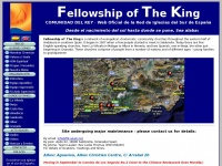 Ftk-spain.es - Fellowship of The King - COMUNIDAD DEL REY