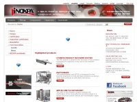 INOXPA - leading manufacturer of pumps, valves, mixing skids