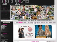 Sims3updates.net - Sims 3 Updates - Updates and finds from all the Sims 3 Community - the best Sims3 downloads!