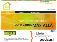 Myspanishathome.es - Cursos de español - MySpanishAtHome