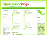directorioblogs.com.mx