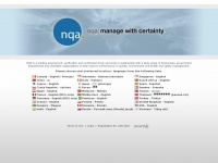 NQA Global Accredited Certification Body
