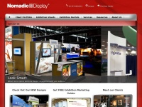 Nomadicdisplay.eu - Nomadic Display - Pop Up Stands and Exhibition Display Systems