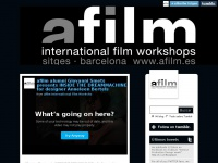 afilm International Film Workshops
