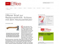 Effilee.de - Startseite · Effilee